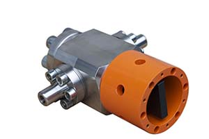 Subsea Actuator prototype view 01