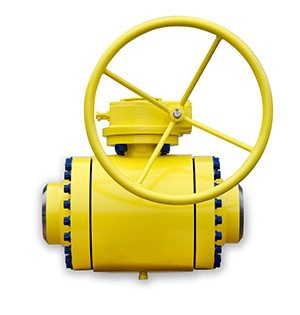 Compact Trunnion Mounted Ball Valves 01
