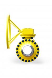 Perar trunnion mounted ball valves