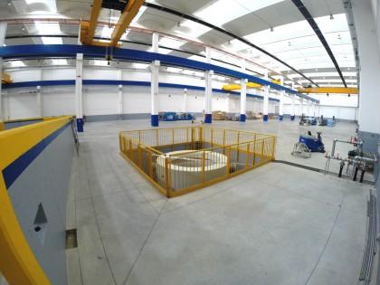 Perar: Opening New Testing Facility: HyperBaric Chamber image 06