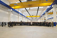 Perar: Opening New Testing Facility in Rescaldina image 01