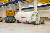 Perar: Opening New Testing Facility: HyperBaric Chamber image 03