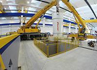 Perar: Opening New Testing Facility: HyperBaric Chamber image 05