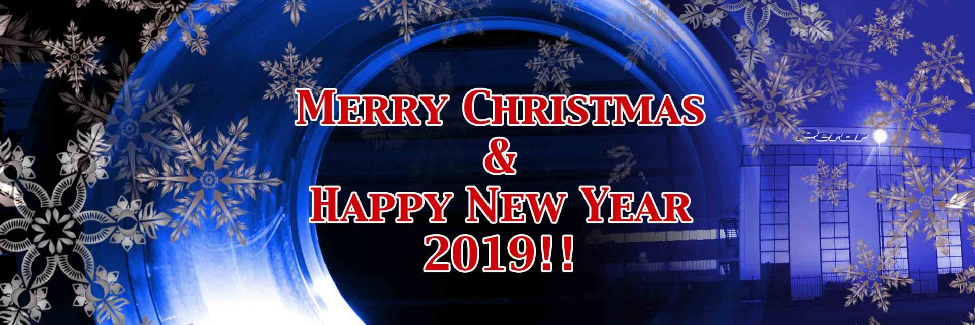 Merry Christmas and Happy New 2019
